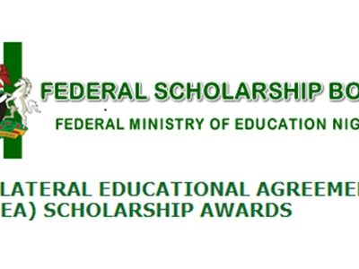 Bilateral Education Agreement (BEA) Scholarship Award 2020 2021