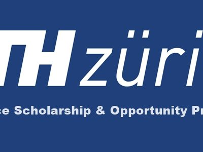 ETH Zurich Excellence Scholarship & Opportunity Programme (ESOP)