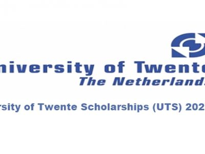 University of Twente Scholarships (UTS) 2020/2021