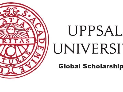 Uppsala University, Sweden Global Scholarship 2020