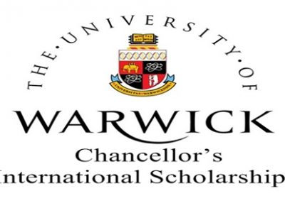 Warwick Chancellor's International Scholarship 2020/2021