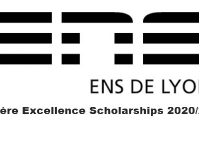 Ampère Excellence Scholarships 2020/2021 for International Students