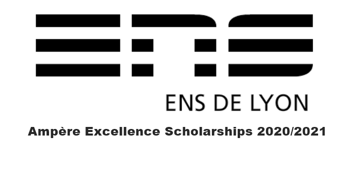 Ampère Excellence Scholarships 2020/2021 for International ...