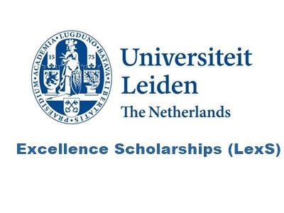 Leiden University Excellence Scholarships (LexS) 2020
