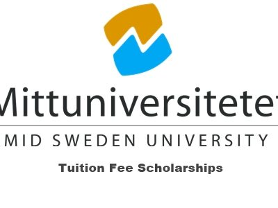 Mid Sweden University Tuition Fee Scholarships for International Masters Students
