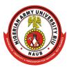 Nigerian Army University, Biu (NAUB)
