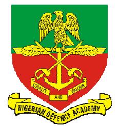 Nigerian Defence Academy (NDA) 2020 Admission into 72nd Regular Course