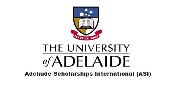 Adelaide Scholarships International (ASI)