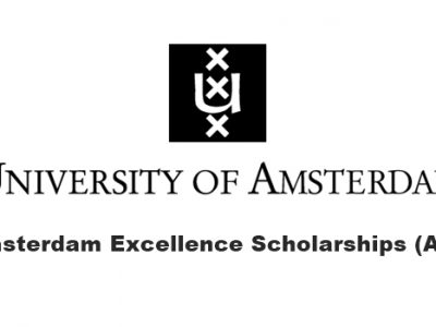 Amsterdam Excellence Scholarships (AES) 2020
