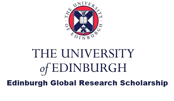 Edinburgh Global Research PhD Degree Scholarships for International students