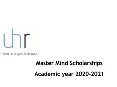 Government of Flanders Master Mind Scholarships 2020 for International Students