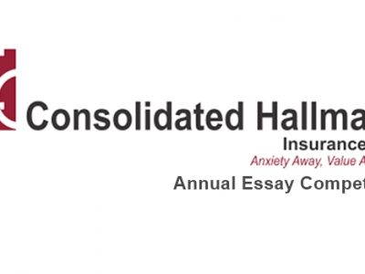 Consolidated Hallmark Insurance Plc Annual Essay Competition 2020