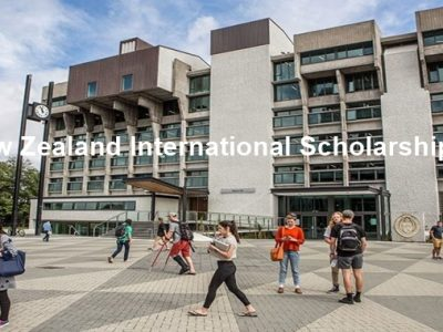 New Zealand International Scholarships
