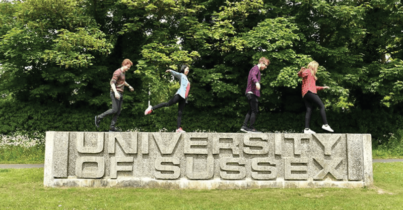 Geoffrey Oldham Memorial Scholarships in Science Policy Research at University of Sussex