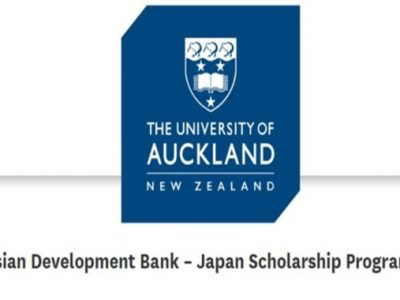 Asian Development Bank – Japan Scholarship Program