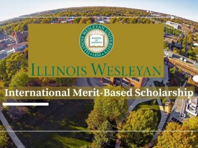 Illinois Wesleyan University International Students Scholarships 2020/2021