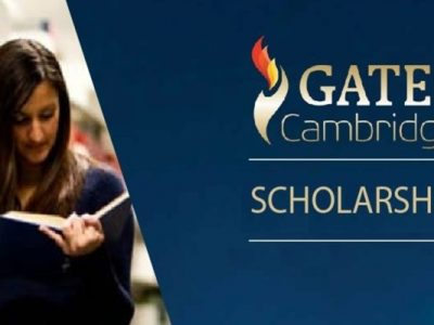 Gates Cambridge Scholarships 2020/2021 for International Students